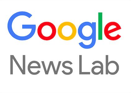Google News Lab logo