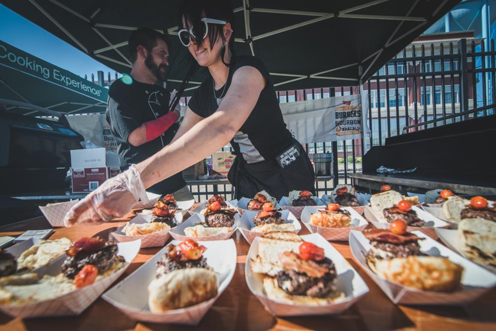 The 2016 Burgers, BBQ and Beer Festival