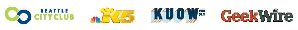 KING 5 News, KUOW, GeekWire