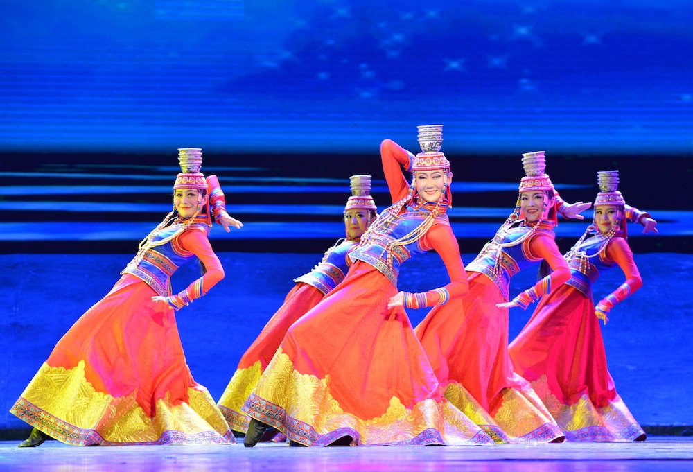 Inner Mongolian Performing Arts Troupe