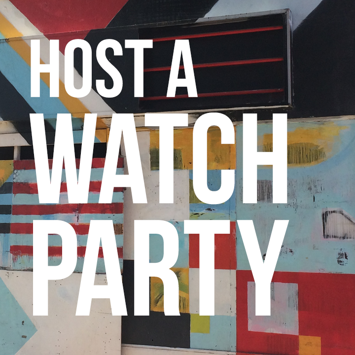 host a watch party