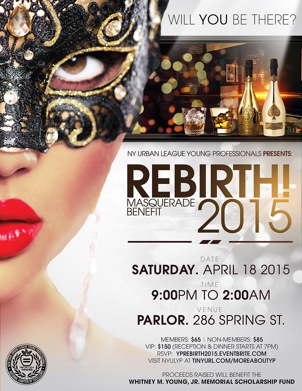 REBIRTH 2015 Final