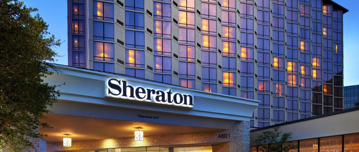 Sheraton Dallas Front