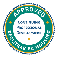 BC Housing CPD Approved