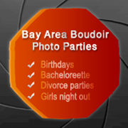 Bay Area Boudoir Photo Parties