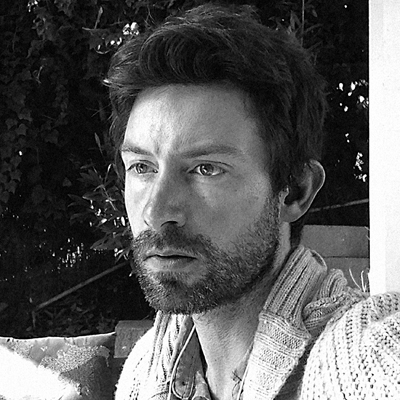 Shane Carruth writer/director headshot