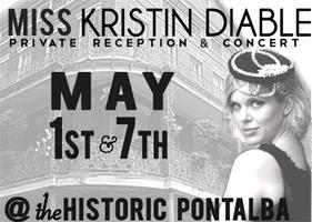 Speakeasy Presents Jazz Fest Series: Kristin Diable in the...