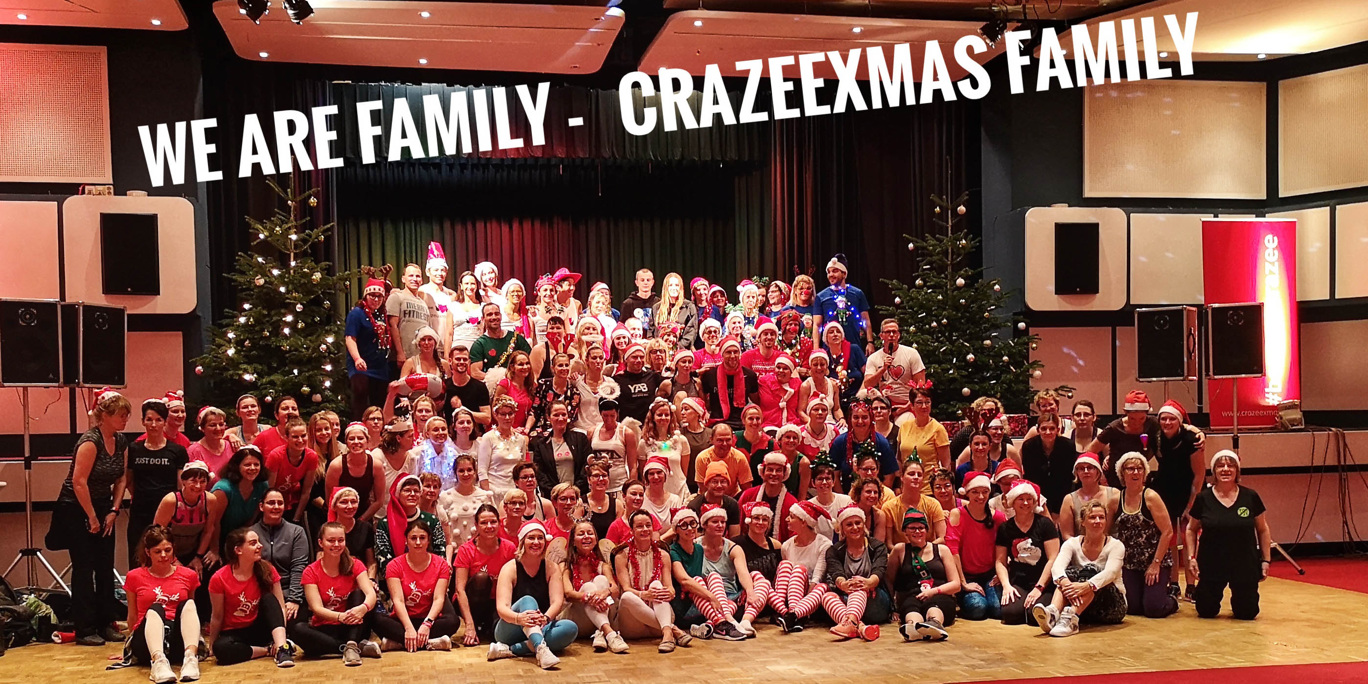 crazeexmas family