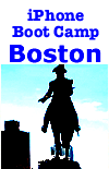 IPhone Boot Camp