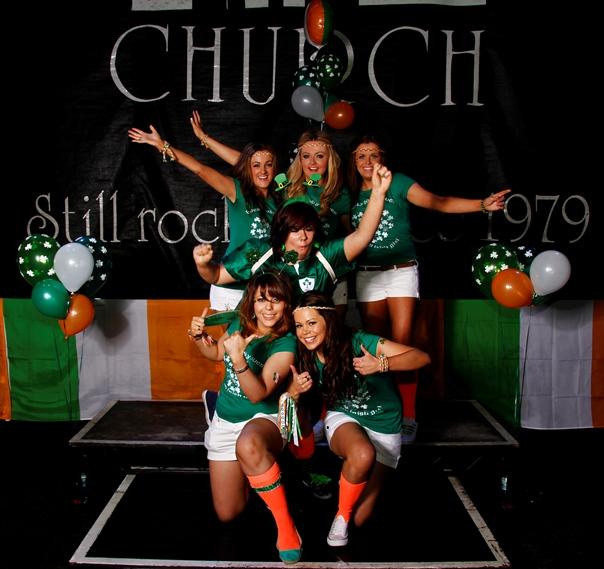 Irish gals