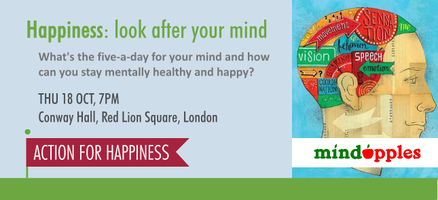 Happiness: look after your mind
