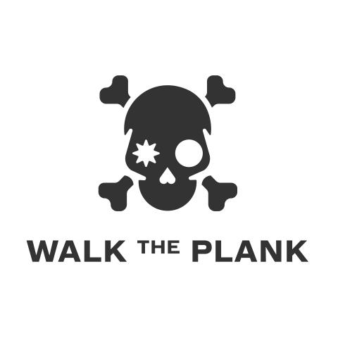 Walk the Plank logo