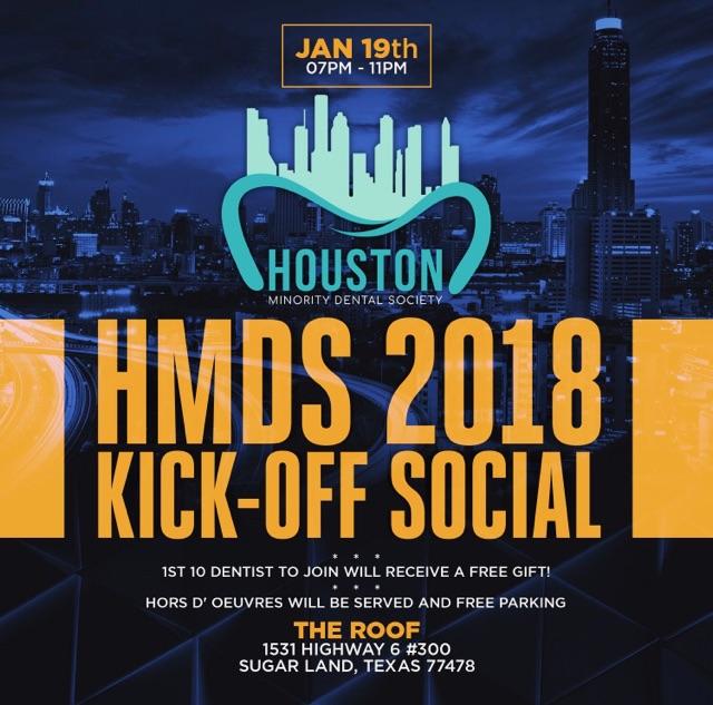 HMDS KICK-OFF SOCIAL