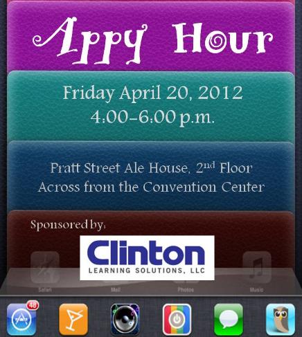 Appy Hour Info