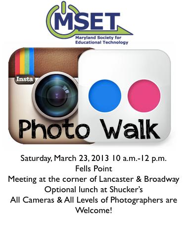 MSET Photo walk description