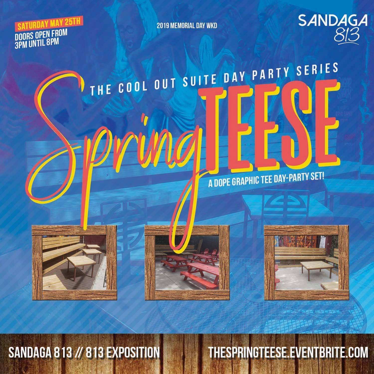 Spring TEEse DAY Party