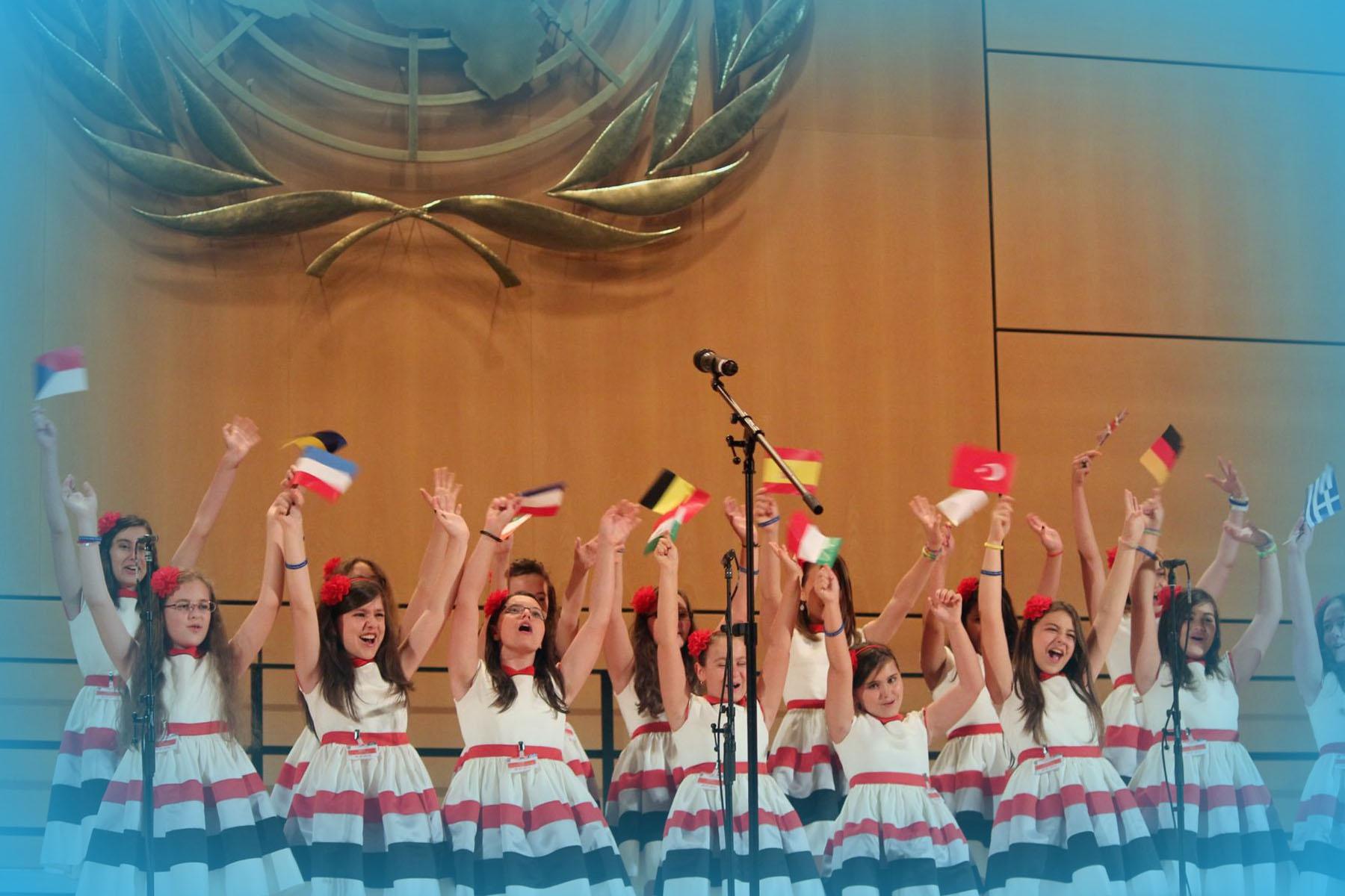 Allegretto Children's Choir (Romania)
