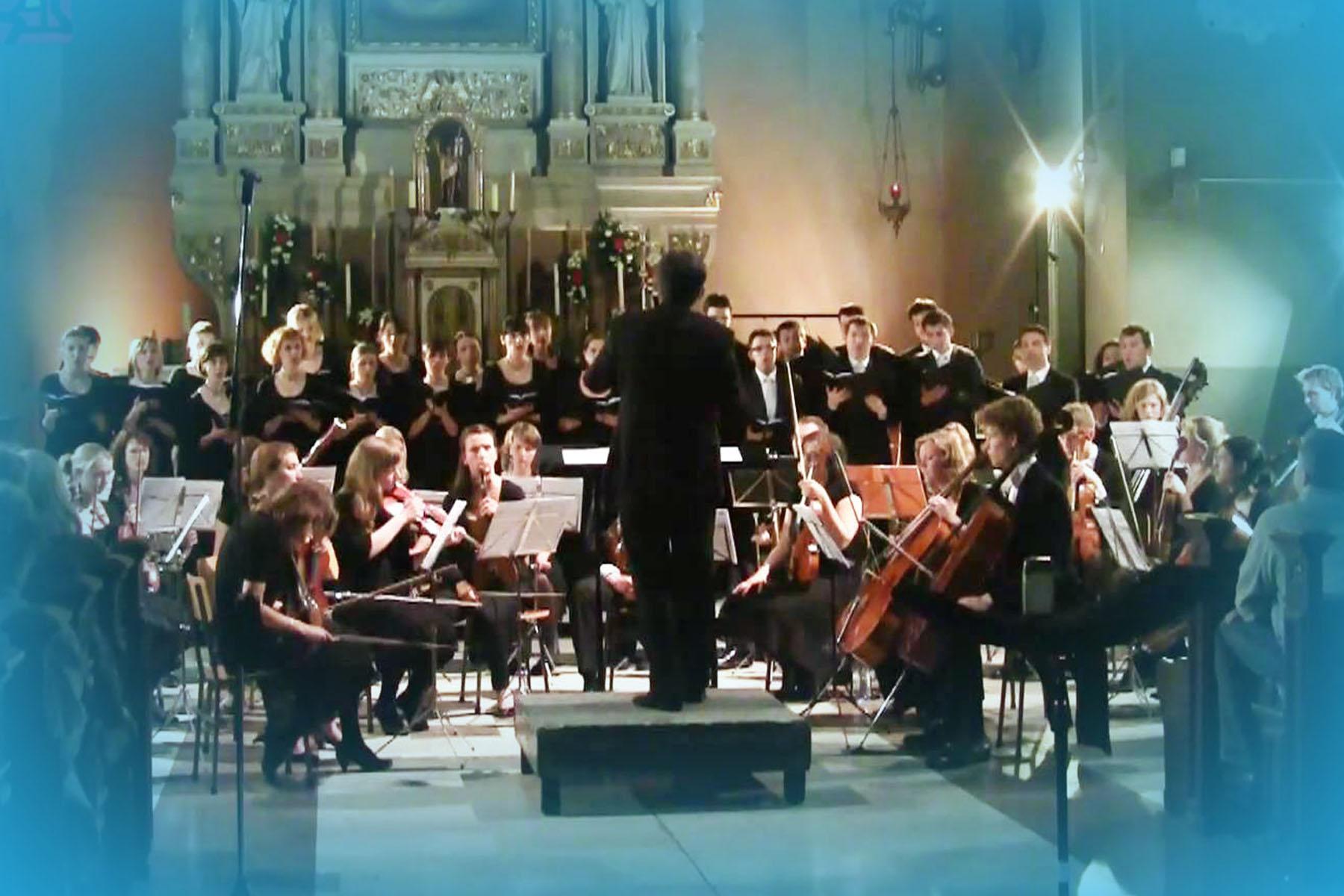 Chamber Choir Ivan Filipovic (Croatia)