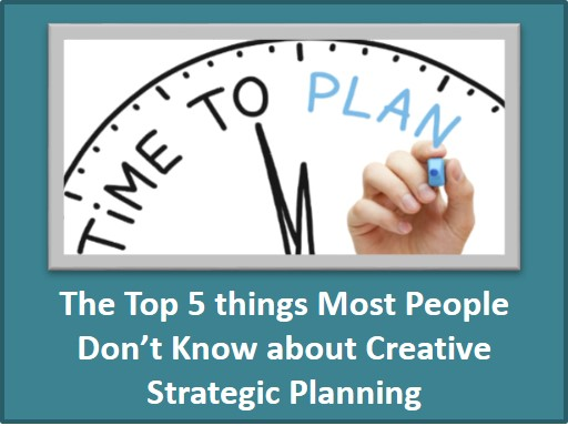 5 Things About Strategic Planning