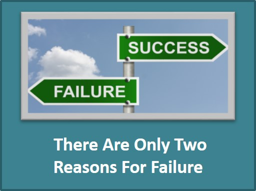 strategy failure reasons The five reasons why one third of corporate strategies fail  lack of understanding among those involved in developing the strategy and what they need to do to make it successful (19%) the strategy itself is flawed  below we break down the reasons for failure and what you can to do avoid them.