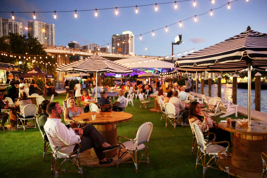 Brickell Happy Hour Basel Edition at The Wharf Tickets, Fri, Dec 8, 2017 at 12:00 PM | Eventbrite