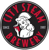 City Steam Brewery logo