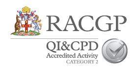 RACGP CDP logo