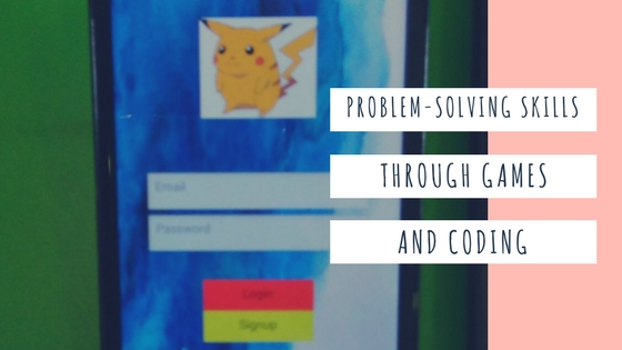 Develop your problem-solving skills through games and hands-on coding