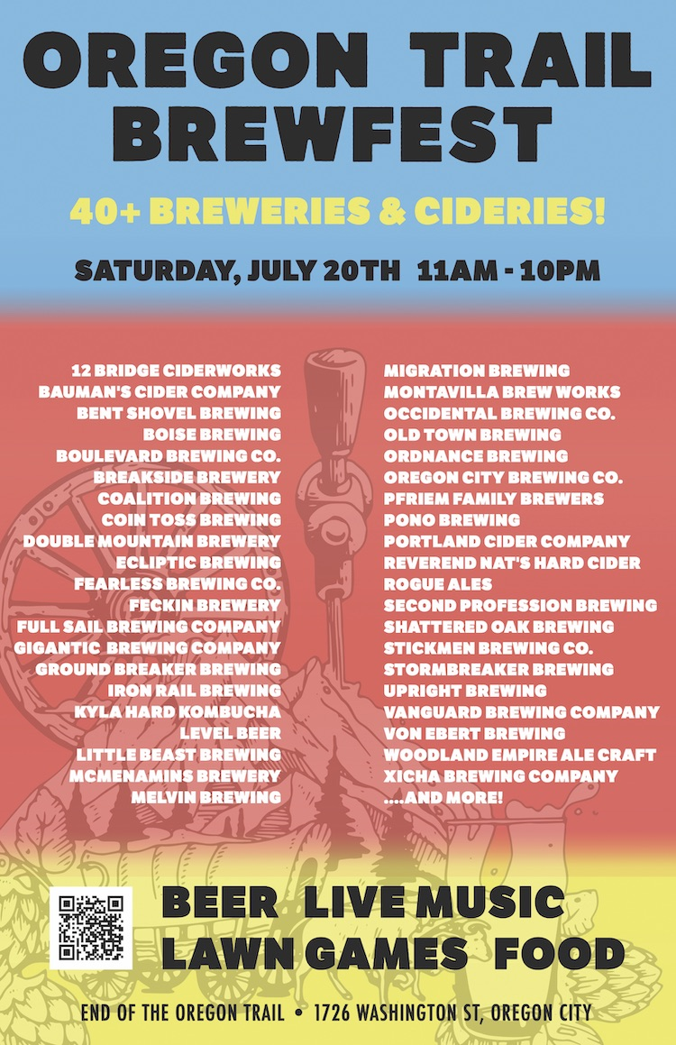 Saturday July 20th 11am - 10pm, 40+ Breweries and Cideries, BEER LIVE MUSIC LAWN GAMES FOOD