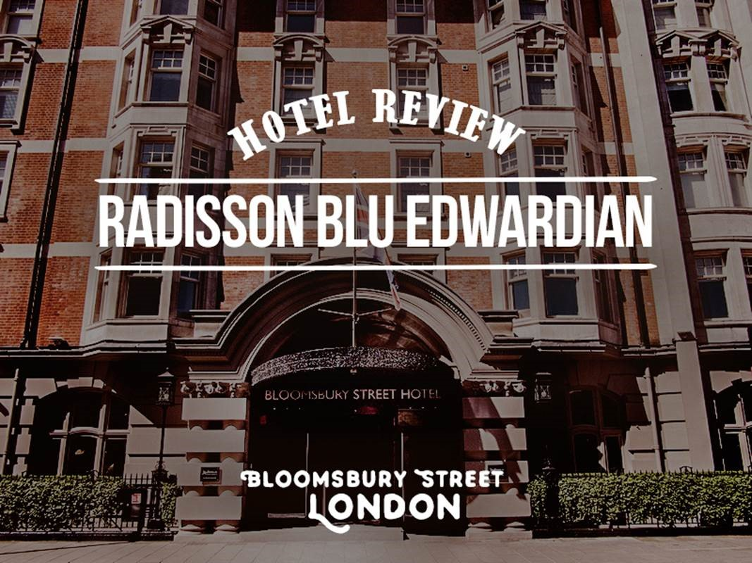 Radisson Blu Bloomsbury Street