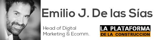 Emilio J. de las Sías - Plataforma de la Construcción
