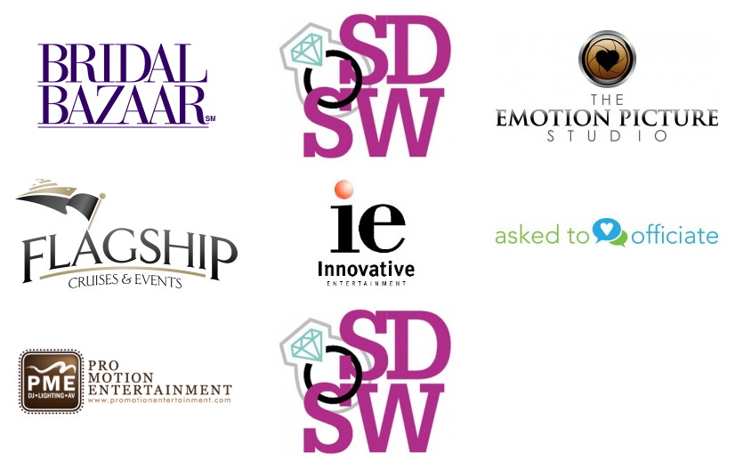 SDABC Excellence Awards 2015 Category Sponsor Logos