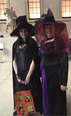 Treasure Hunts In London witches