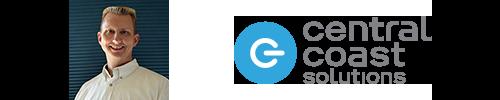 Central Coast Solutions' Ed Klemz