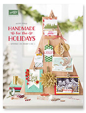 2015 Stampin' Up! Holiday Catalog Cover