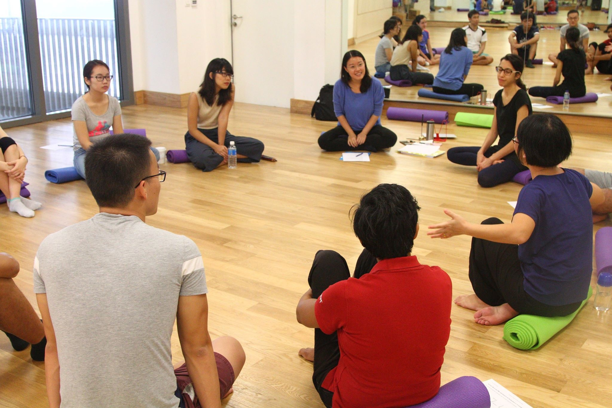 Free Mindfulness Preview Session MBSR