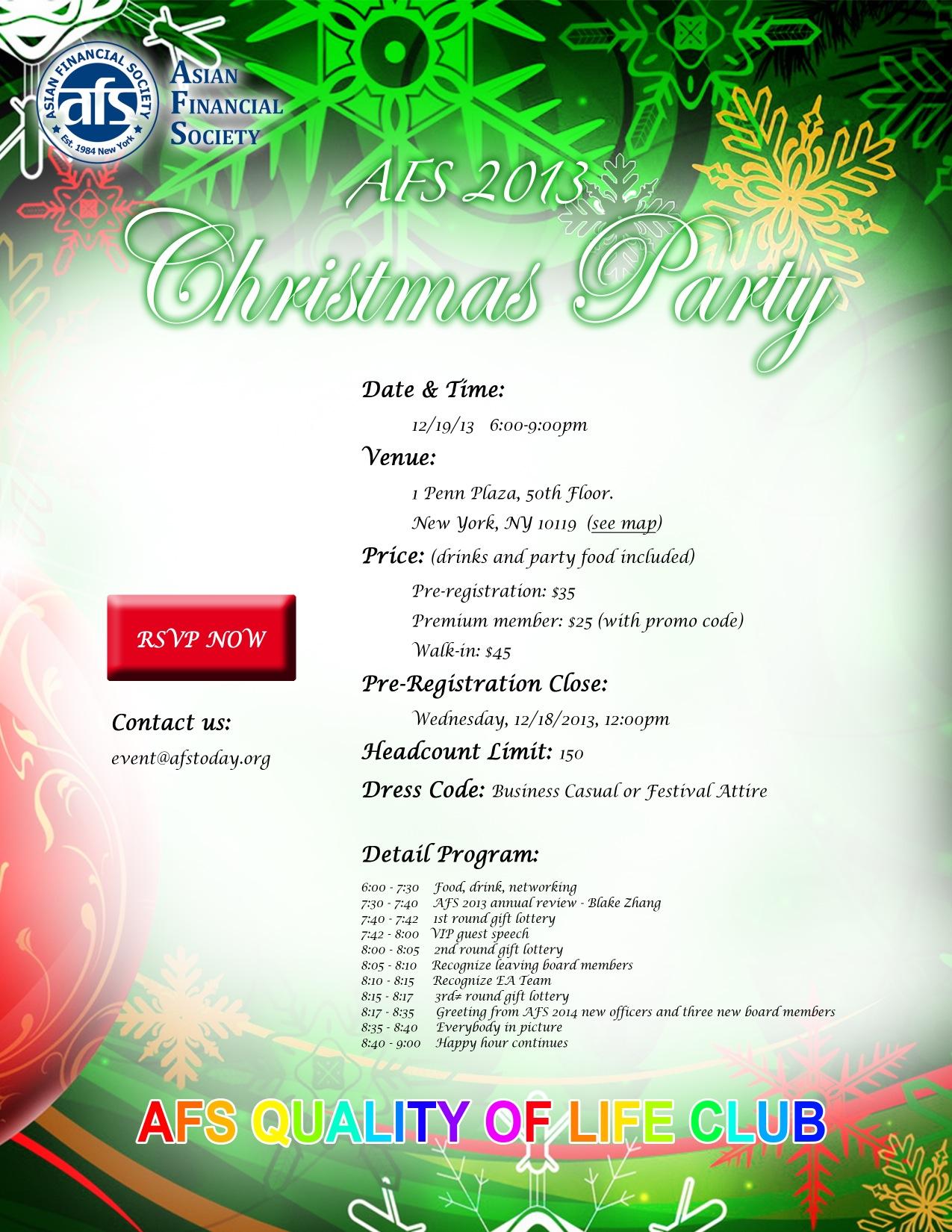Programs For Christmas Party Ballagrinn