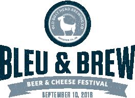 Bleu & Brew Logo