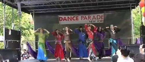 Dancing Rubies