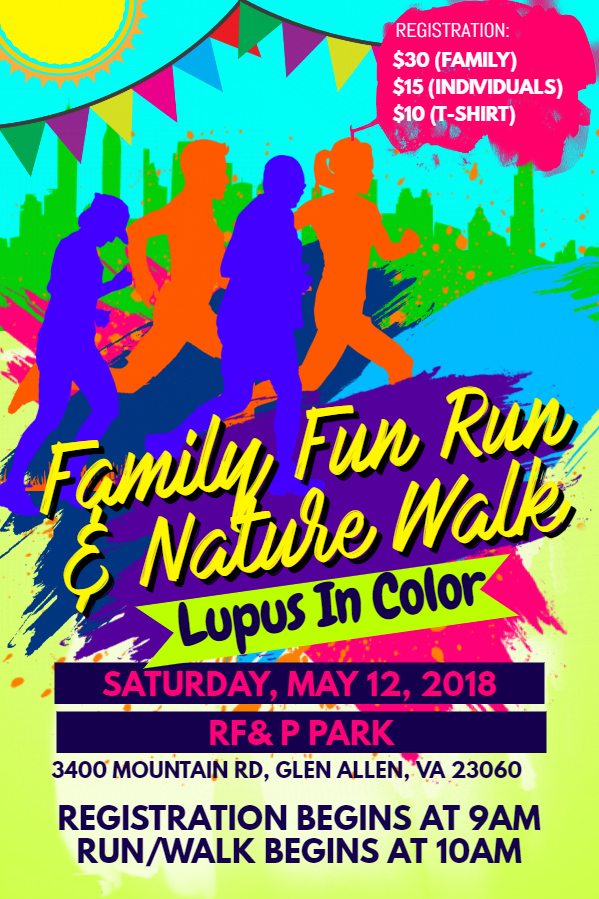 Flyer for RunWalk