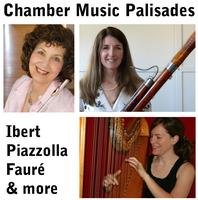Chamber Music Palisades plays music for flute, harp and...