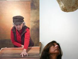 Gallery Talk with 'Caesura' Artists Melinda Smith Altshuler...