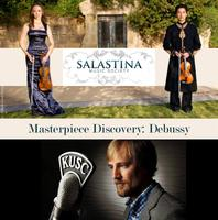 Salastina Society Quartet plays Debussy, hosted by Brian...
