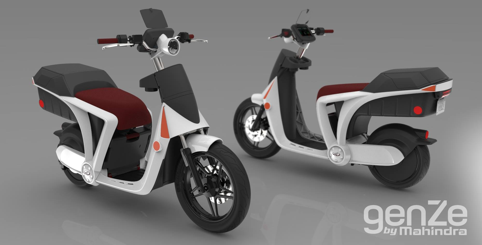 genze by mahindra scooters