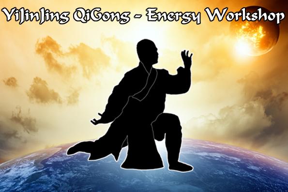 YiJinJing QiGong - 12 meridian 8 reservoir Qi activation