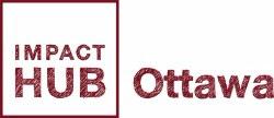 Logo of Impact Hub Ottawa