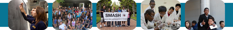 SMASH Scholars at Work