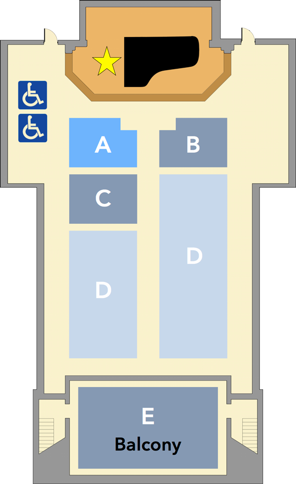 MSRP Seating Plan