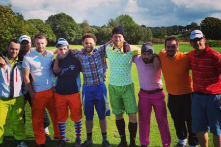 Clothing ideas for playing footgolf