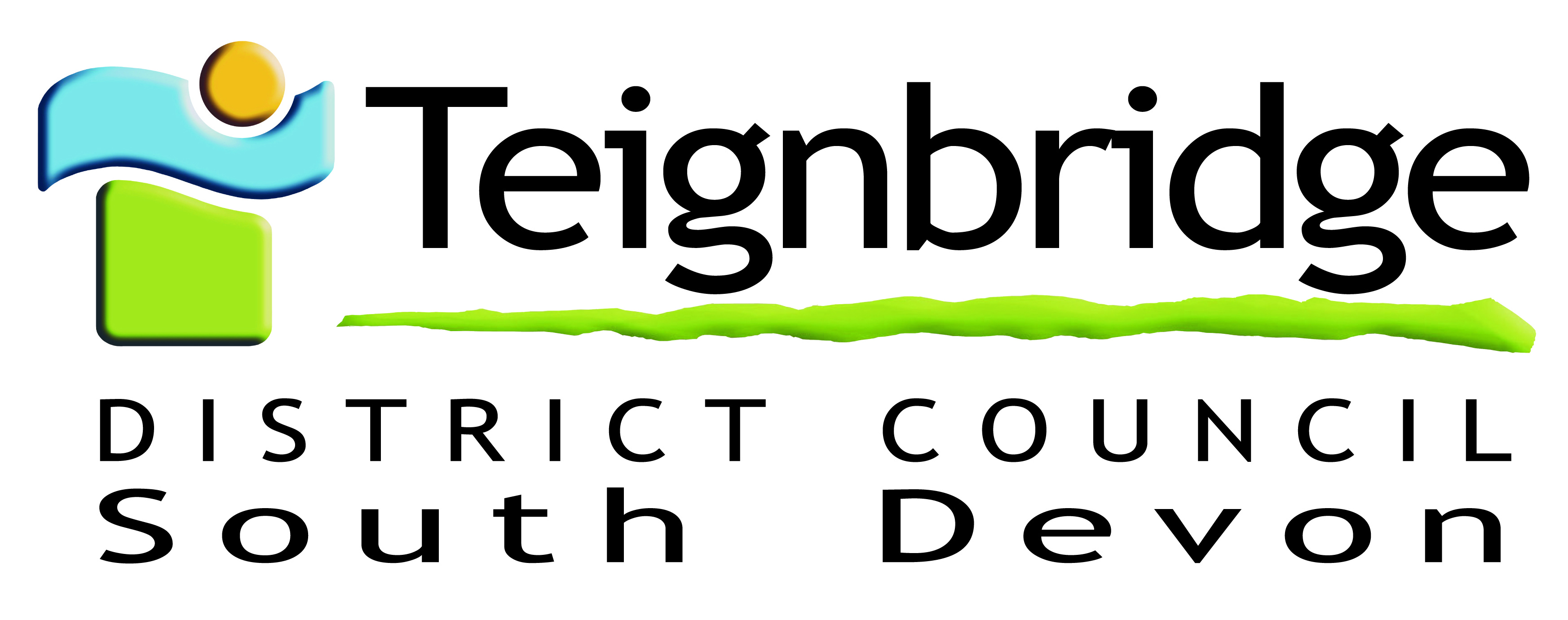 Teignmouth District Council Logo